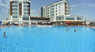 Cenger Beach Resort & Spa